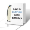 Have A Flipping Good Birthday Birthday Greetings Card