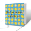 Thank You For Being Simply The Zest Thank You Greetings Card