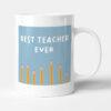 Best Teacher Ever Teacher Gift Mug