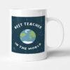 Best Teacher In The World Teacher Gift Mug