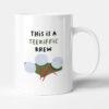 This Is A Teeriffic Brew Golf Gift Mug