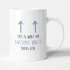 This Is What An Awesome Uncle Looks Like Family Gift Mug