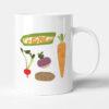 Absolutely Radishing Gardening Gift Mug