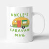 Uncle's Caravan Mug - Green Camper Birthday Gift Mug