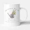 Gardeners Recipe - Funny Birthday Gift Mug